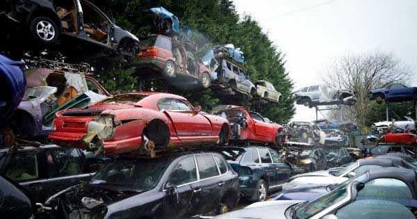 Sports Car Junkyard Wigan 1