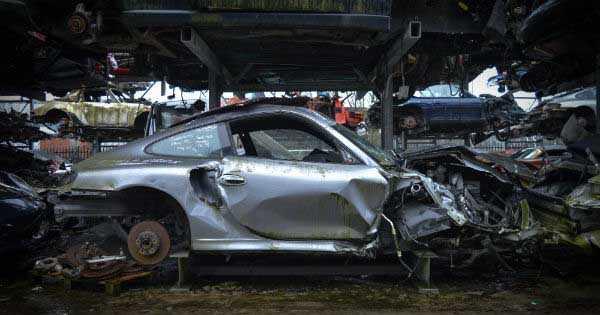 Sports Car Junkyard Wigan 3