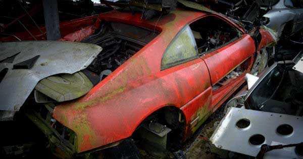 Sports Car Junkyard Wigan 6