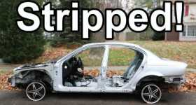 Strip A Car Complete Guide 1