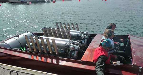 Swedish Built Boat 2