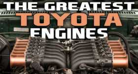 TOP 10 Toyota Car Engines 1