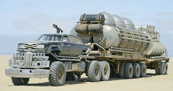 The Awesome Mad Max Cars Are Actually Real Check Them Out 2