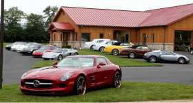 The Biggest Supercar Collection In The US 1