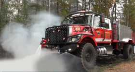 The Bulldog Extreme Truck Takes Firefighting To The Next Level 1