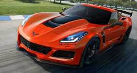 The New 2019 Chevrolet Corvette ZR1 Is Packed With 750HP LEAKED 1