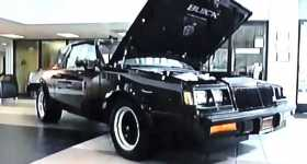 This 1987 Buick GNX Grand National Was Never Registered 1