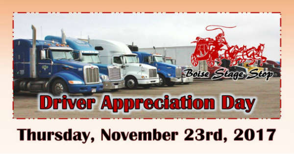 This Truck Stop Is Providing Truckers Free Meals For Thanksgiving 2
