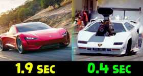 Top 10 Fastest 0 60 MPH Cars 1