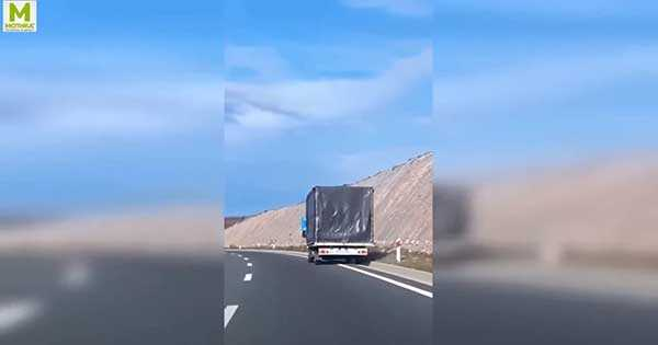 Truck Sideways Heavy Wind 2