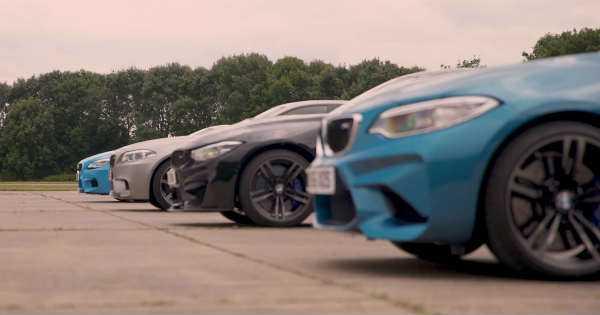 Ultimate BMW Drag Race 2
