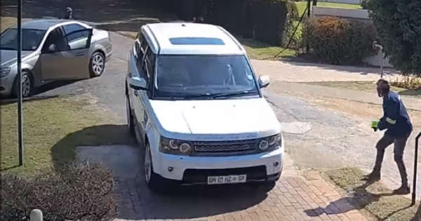 Unreal Footage Attempted Hijacking 2