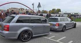 Unusual Audi RS4 Avant B5 1