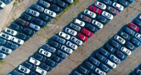 Volkswagen Graveyard From The Diesel Gate Emission Scandal in the US 2