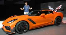 We Love The 2019 Chevy Corvette ZR1 1