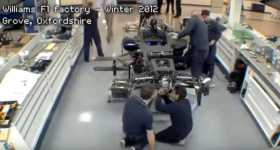 Williams F1 Factory The Process Behind Building an F1 Car 11