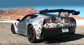 2019 Corvette ZR1 Launch Sounds Awesome 1
