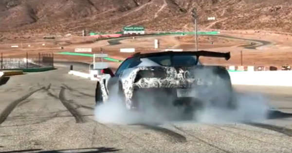 2019 Corvette ZR1 Launch Sounds Awesome 2