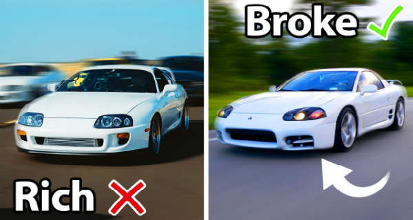 7 Awesome Low Budget Cars that will cheer up broke car guys!
