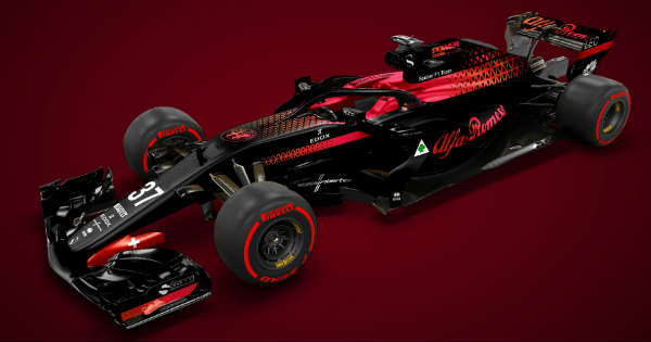 Alfa Romeo Returns In Formula 1 - Confirmed 2