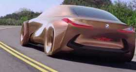 BMW Vision Next 100 Future 11