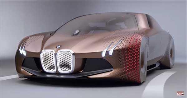 BMW Vision Next 100 Future 2