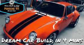 Dream Porsche 911 Rebuilt In Just Four Minutes 1