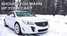 Engine Warm Up Before Driving 1