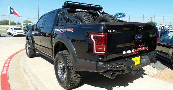 Ford Shelby Truck >> Amazing New Ford F150 Shelby Raptor Baja Edition!