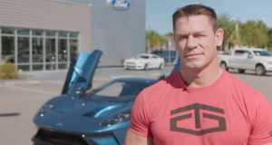 Ford Is Suing John Cena For Selling His New Ford GT 2