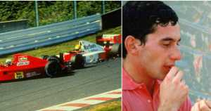 Jackie Stewart vs Ayrton Senna Famous Interview - Designed To Win 1