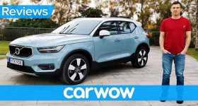 New Volvo XC40 2018 1