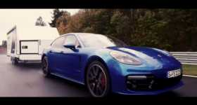 Porsche Panamera Strikes New Nurburgring Record 111