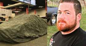 Street Outlaws Unveiled Their Twin Turbo Kamikaze Chevrolet El Camino 1