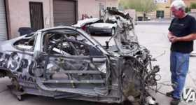This Driver Rolled Over 15 Times at 180MPH In His Race Car 2
