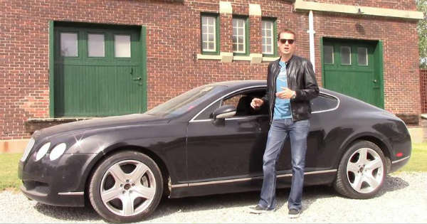 This Guy Bought The Cheapest Bentley Continental GT in the US 2