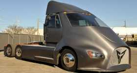 Two 25-Year-Old Created Brand New Tesla Competitor - Thor Trucks 1