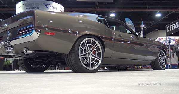chip Mach Foose Mustang 2