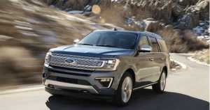 Fords All-New Release The Fleet-Ready 2018 Expedition 1