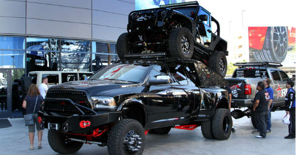 Getting the Most Out of Your SEMA Show 1