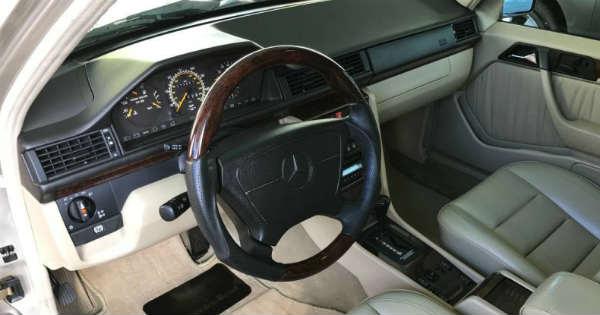 1992 mercedes benz 500e 1