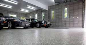 Epoxy Resin Floor for your Garage 1