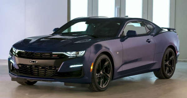 Can Anything Get Better We Present You The 2019 Chevrolet