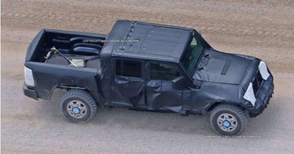 awesome new jeep truck 1