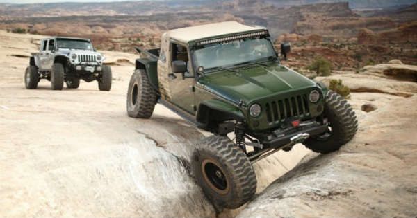 awesome new jeep truck 2