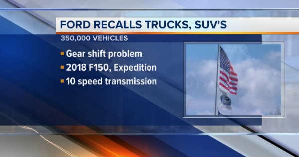 ford f-150 trucks in danger 1