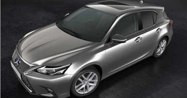lexus ct hatchback successor 1