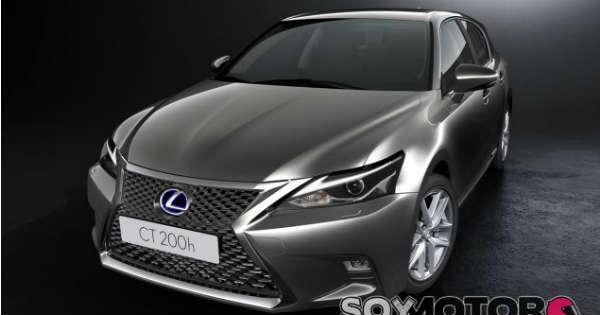 lexus ct hatchback successor 2