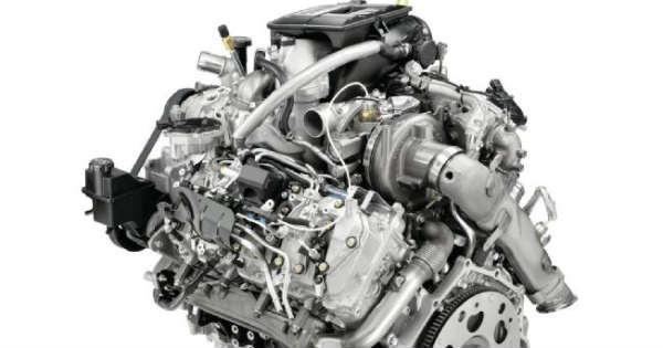 history duramax diesel engine 2