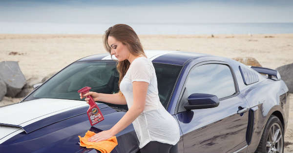 Cleaning to a Showroom Sheen 5 Easy Car Detailing Tips 1